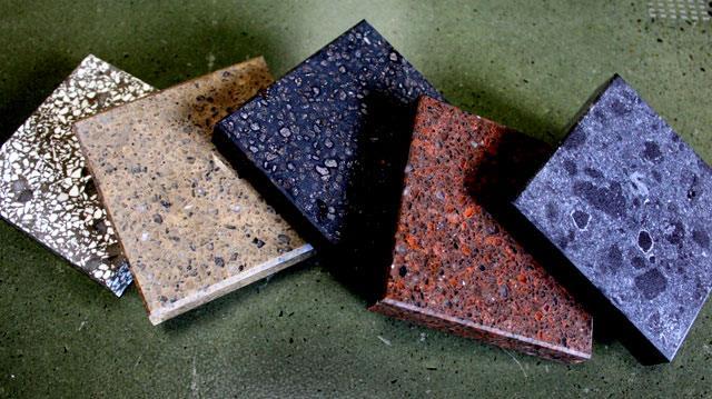 کاربرد رزین در سنگ